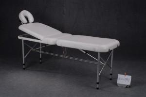 מגניב מיטת עיסוי מתקפלת של מלאדה, מרכז שיווק והדרכה קוסמטיקאית MT-83